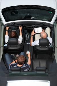 Autohersteller würden von einem flächendeckenden LTE-Netz profitieren (Bildquelle: BMW)